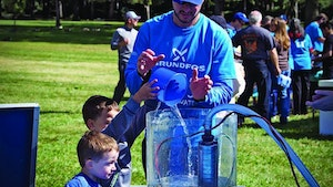 Grundfos holds annual Walk for Water event