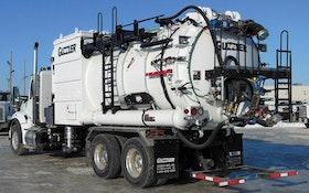 Industrial Vacuum Trucks - Guzzler CL