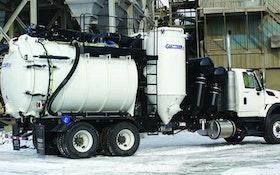 Industrial Vacuum Trucks - Guzzler Manufacturing NX