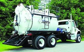 Industrial Vacuum Trucks - Guzzler Manufacturing Predator