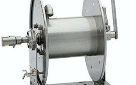 Hannay Reels 1000 Series compact manual rewind reels