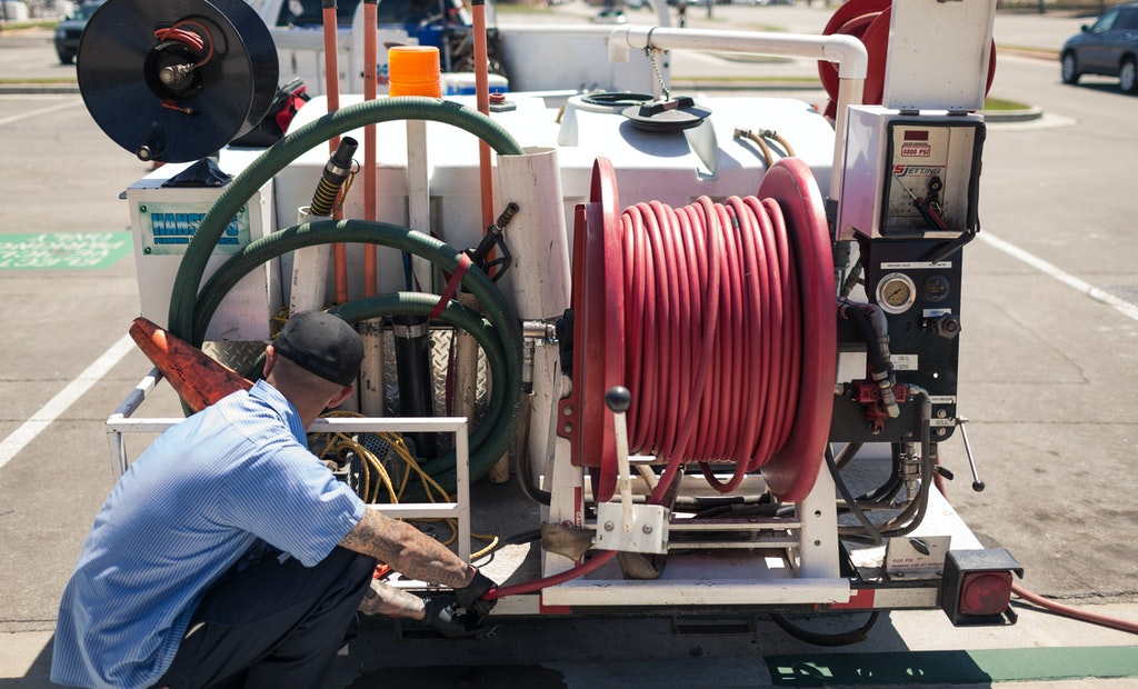 Trailer Jetter Clears a Path For Entering New Market