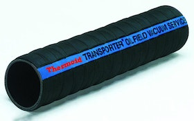 Hydroexcavation - HBD/Thermoid Transporter Oil Field Vacuum Hose