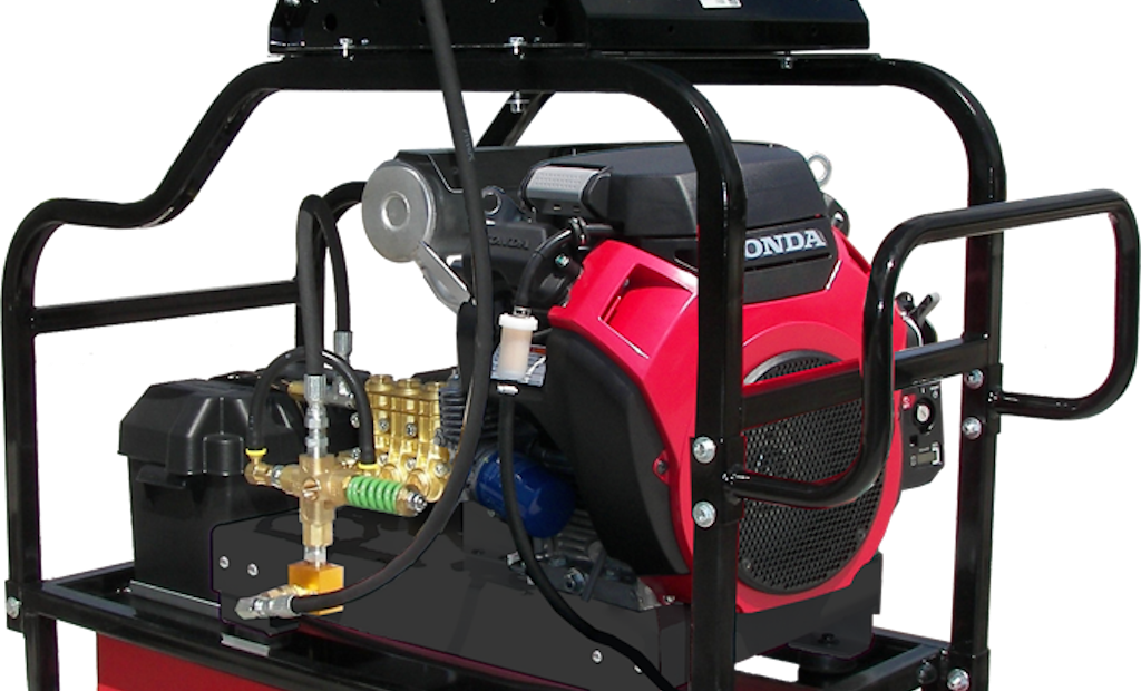 New Heavy-Duty Pressure Washers Make Industrial Cleaning Easy
