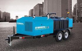 Portable Truck/Trailer Jetters - Hi-Vac Corporation O'Brien 7000 Series