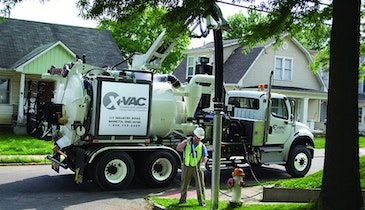 Midsized Hydroexcavator Delivers High Vacuum For Heavy Slurries, Faster Loading