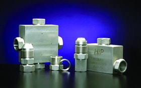 High Pressure Equipment fittings