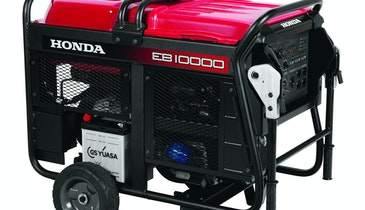 Honda Power Equipment earns industry award
