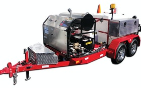 Truck/Trailer/Portable Jetters - Hot Jet USA HotJet II