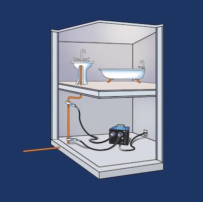 Pipe-Thawing Machine Heats Up Plumbing Pro's Business