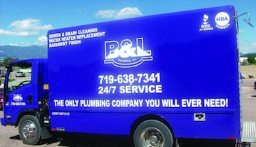 Purple Service Vans Propel Cleaning Business