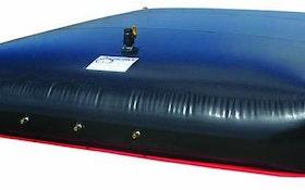 Vacuum Trucks/Pumps/Accessories - Husky Portable Containment Bladder Tank
