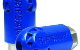 Hydroexcavation - Hydra-Flex Ripsaw Rotating Hydro-Excavation Nozzle