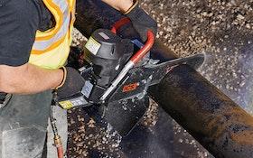 ICS Adds New Saw to its Utility Pipe Cutting Portfolio
