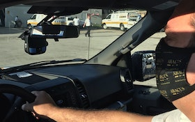 Camera System Combats Unsafe Driving Habits
