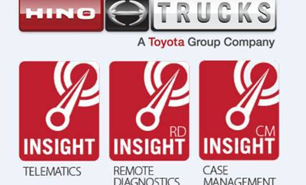 Hino Trucks Expands INSIGHT Platform