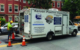 Kenyon Sees Success With Camera Van