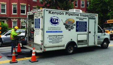 Kenyon Sees Success With Camera Van