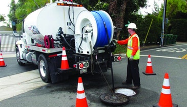 Jetter Cuts Downtime