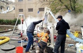 Avoiding the Dig with Pipe Bursting Equipment and Trenchless Rehab