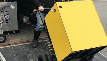 All-terrain Mover Makes for Productivity and Portability