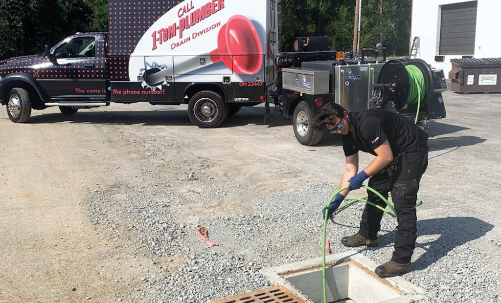 Twin Trailer Jetters Increase Profits for 1 Tom Plumber