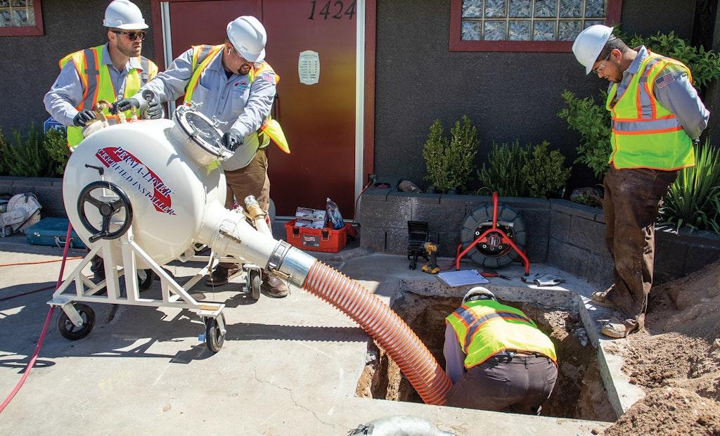 Atlas Plumbing Is Bringing Trenchless Pipe Lining to Las Vegas Valley