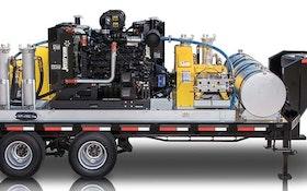Truck/Trailer Jetters - Jetstream TwinForce
