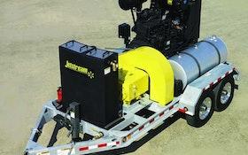 Waterblasters - Mobile Waterblasting Unit