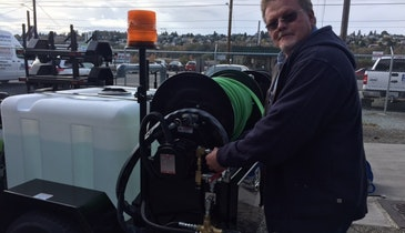The Right Jetter Brings in New Business