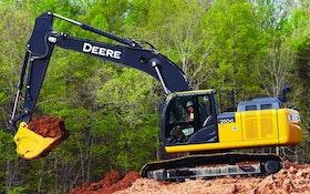 Excavation Equipment - John Deere 210G LC