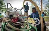 Julius Voss Carries on His Family's Legacy of Quality Plumbing Service