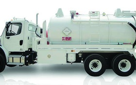 Industrial Vacuum Trucks - Keith Huber Corporation Dominator