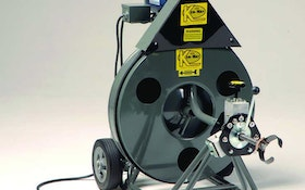 Cable Machines - Blockage-cleaning cable machine