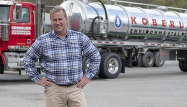 Vactor Machine Diversifies Company's Industrial Cleaning Services