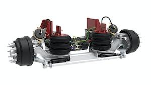 Link 20K self-steer suspensions