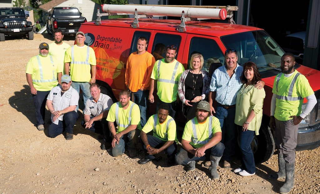Offering More Services Leads to Success for Plumbing Company