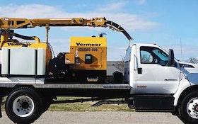 McLaughlin Vermeer Eco truck series