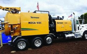 Hydroexcavation - McLaughlin MEGA VX200