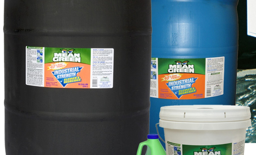 Powerful Cleaner & Degreaser Formula Cuts Fleet Cleaning Time in Half