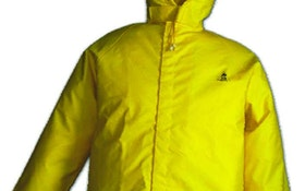Safety Equipment - PVC-on-polyester safety suit