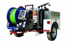 Portable Truck/Trailer Jetters - Trailer Jetter