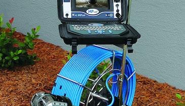 New Portable Pan & Tilt Push Camera System