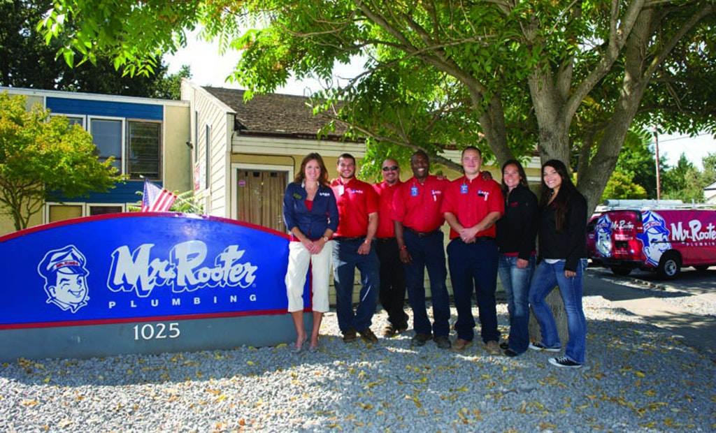At The Mr. Rooter Plumbing Of Sonoma County, Work Is A Family Affair