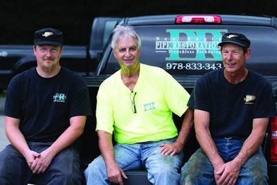 New England Pipe Restoration Focuses on CIPP
