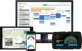 Fleet Management - NexTraq software