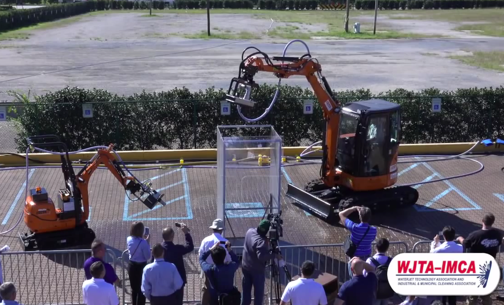 See NLB Waterblasting Innovations In Action