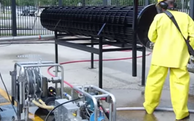 Saflex Tube Lancer Outperforms Manual Cleaning
