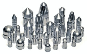 Pipe and Tube Nozzles: Over 200 Standard Drill Patterns