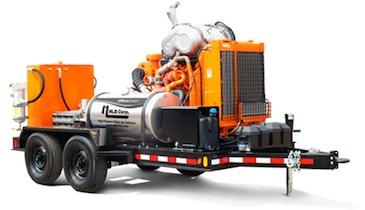 New NLB 350 Waterjet Unit Makes 350 hp Portable
